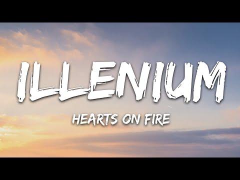 Illenium Dabin - Hearts On Fire Ft Lights