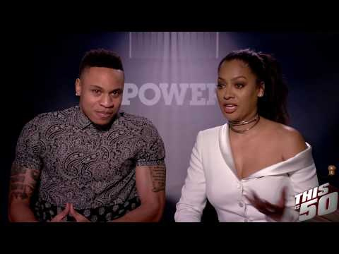 Lala & Rotimi Speak on Power Season 4