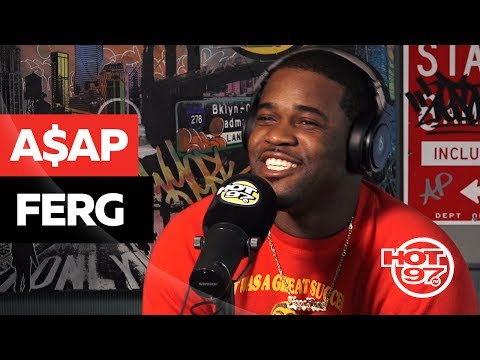 A$AP Ferg Keeps It REAL On Kendrick Lamar + Addresses A$AP Bari Situation