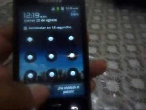 Desbloquea tu Samsung Galaxy Ace GT-S5830M