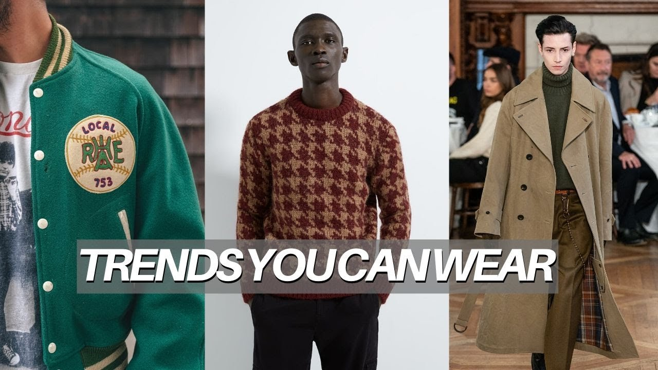 [VIDEO] - 6 Stylish Menswear Trends for Fall Winter 2019 | FW19 Menswear Trends 3