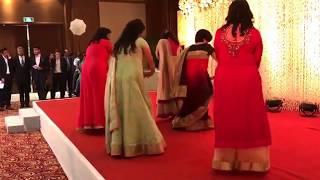 Dholki da gitta.  Groom's Mom n aunties... Wedding Choreography