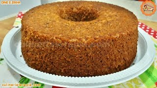 Incredible Sugar-Free Cake Without Wheat Flour And Without Fiber-Rich Functional Milk
