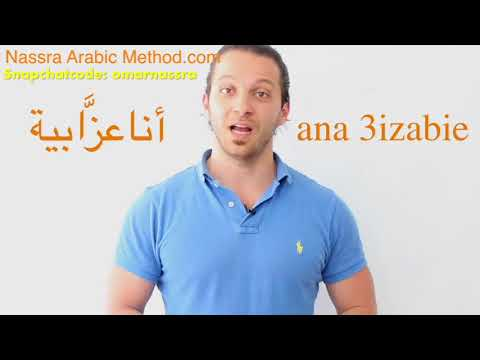 Basic Arabic Conversation - The Best Arabic Lessons On Youtube For 2018 - The Nassra Method