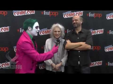 Scott Adsit and Judith Roberts! The Heart, She Holler Interviews at NYCC 2014