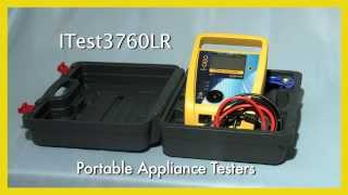 NESCO VIDEOS: ITEST 3760 LR Portable Appliance Testers by http://paramountvideo.com.au