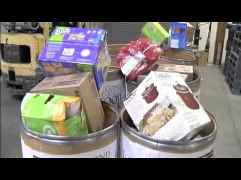 Food Bank - Curiosity Quest Goes Green #15