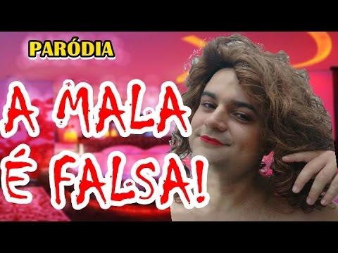 A MALA É FALSA  Paródia Felipe Araújo - A Mala é Falsa