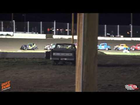 April 25, 2015 | Dwarf A-Main | I-76 Speedway