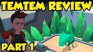 The Only REAL Temtem Review and First Impression (Part 1)