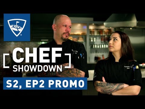 Chef Showdown | Season 2: Episode 2 Promo | Topgolf