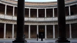 Ville de Grenade l'Alhambra et ses jardins Costa Del Sol Andalousie  Espagne