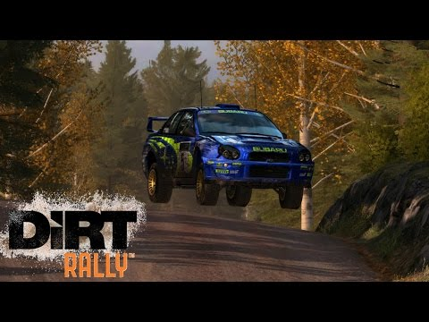 DiRT Rally | Flying Finland | Subaru Impreza 2001 WRC