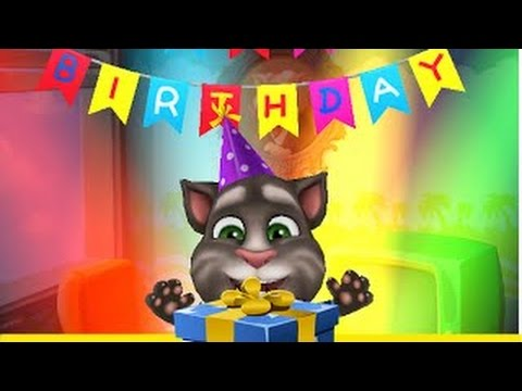 My Talking Tom Level 20 Gameplay Cat Tom Kids Personal Cares HD Igameplaydroid