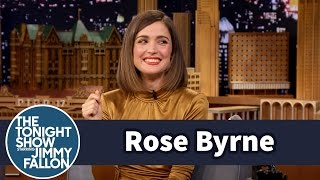 Rose Byrne Shows Off Her Crazy Kookaburra Call