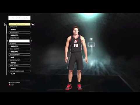 NBA 2K16 Dave Cowens!!