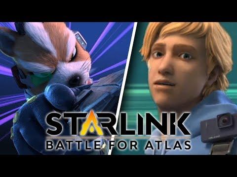 STARLINK: BATTLE FOR ATLAS #01 EN DUO ! LE RETOUR TRIOMPHANT DE STARFOX !