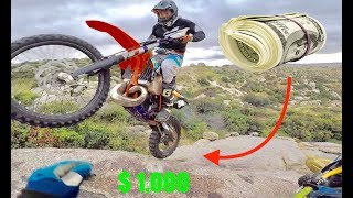 Giving $1,000 To the First Person To Attempt This Trick!!