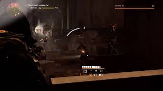 Division 2 chilling HBG