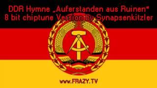 Frazy Tv Synapsenkitzler Ddr Hymne 8 Bit Chiptune Version