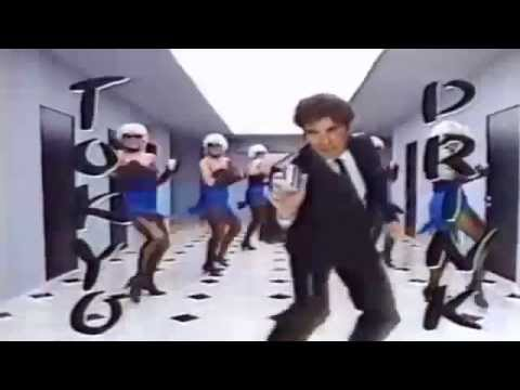 John Travolta , Takara CAN Zhuhai Japanese commercial