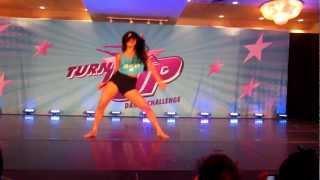 Jordan Casanova- Turn It Up Dance Challenge