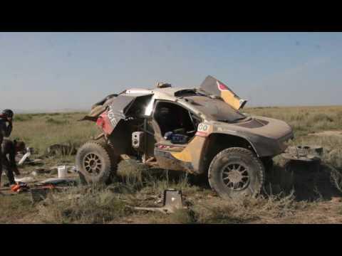 Шелковый Путь 2016: Казахстан / Silk Way Rally 2016: Kazakhstan