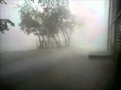 Ураган. Жесть. Екатеринбург