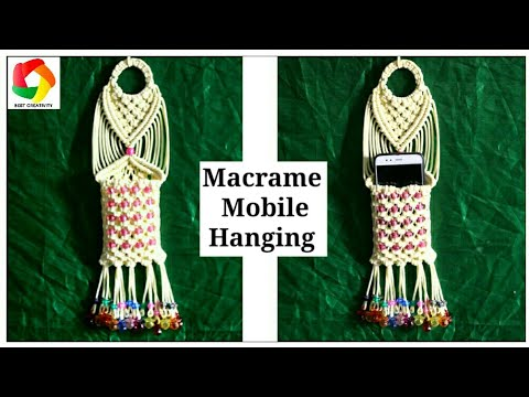 Macrame Mobile Wall Hanging New Design