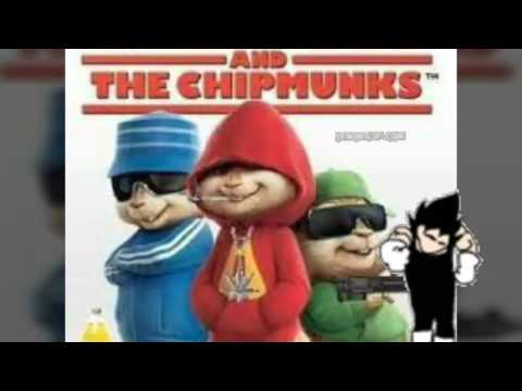 Alvin and the chipmunks sing Mask off