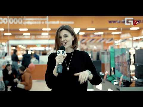 Открытие гипермаркета DNS в Севастополе