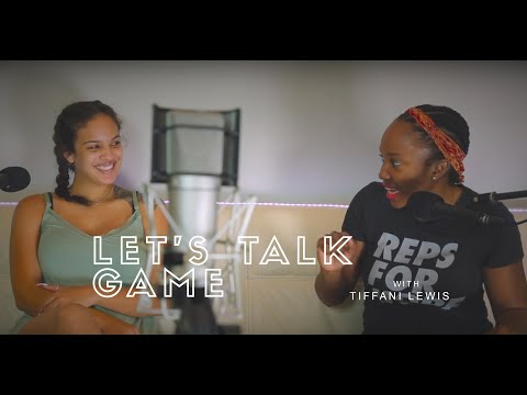 Let&39;s Talk Game w Tiffani Lewis - Briona Mae: Mommy Business A Message to Young Moms
