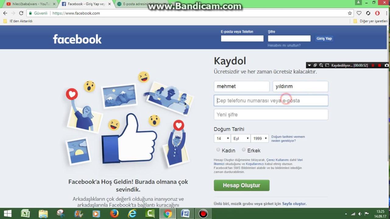 Facebook Şifrelerini Kırmanın Yolları & Kendimizi Bundan Korumak