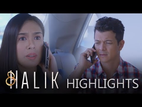 Halik: Jacky decides to chase Lino in the airport | EP 141