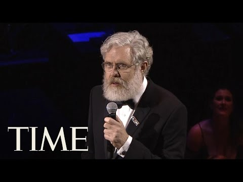 Harvard Geneticist George Church Gives Moving Toast AT 2017 TIME 100 Gala | TIME 100 | TIME