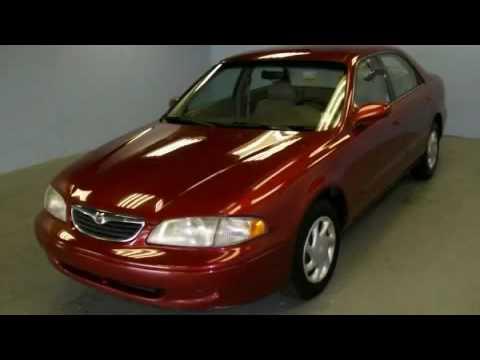 Good Pre Owned 1999 Mazda 626 Tulsa OK 74129   YouTube