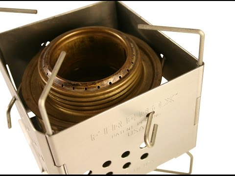 (For My Valued Customers) DIY, Retrofitting Your Original Nano Folding Firebox Stove to Gen2