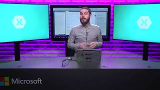 New .NET Standard Mobile App Templates in Visual Studio 2017 | The Xamarin Show: Snack Pack