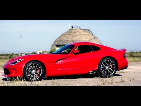 2014 Dodge Viper GTS 0-60 - YouTube