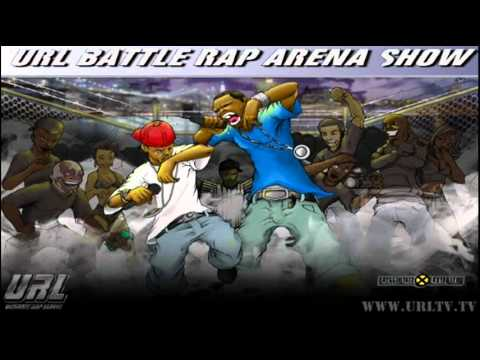URL Battle Rap Arena - AYE VERB finds Faith, Battles with PA, Plays Street Fighter and More.