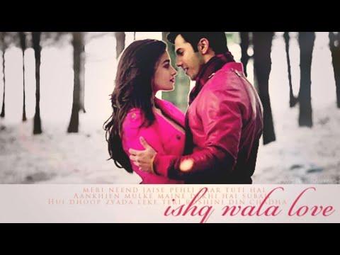 Ishq wala love instrumental cover