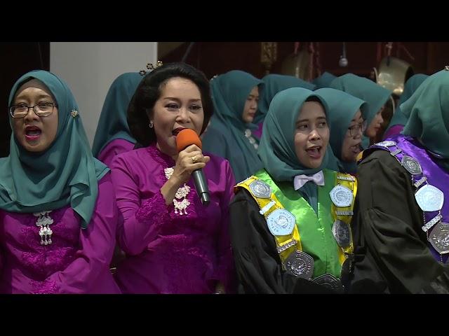 DWP Universitas Jember - Lancaran Jamu Jawa