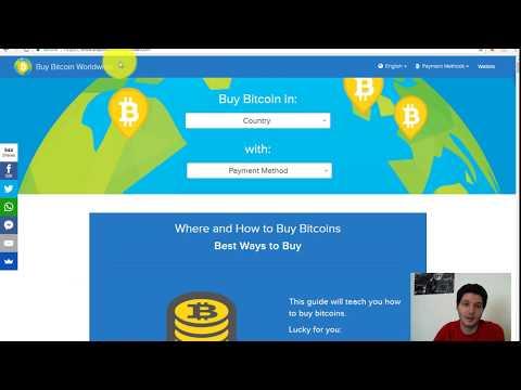 How to buy your first Bitcoin - Arabic - كيفية شراء البيتكوين لاول مرة