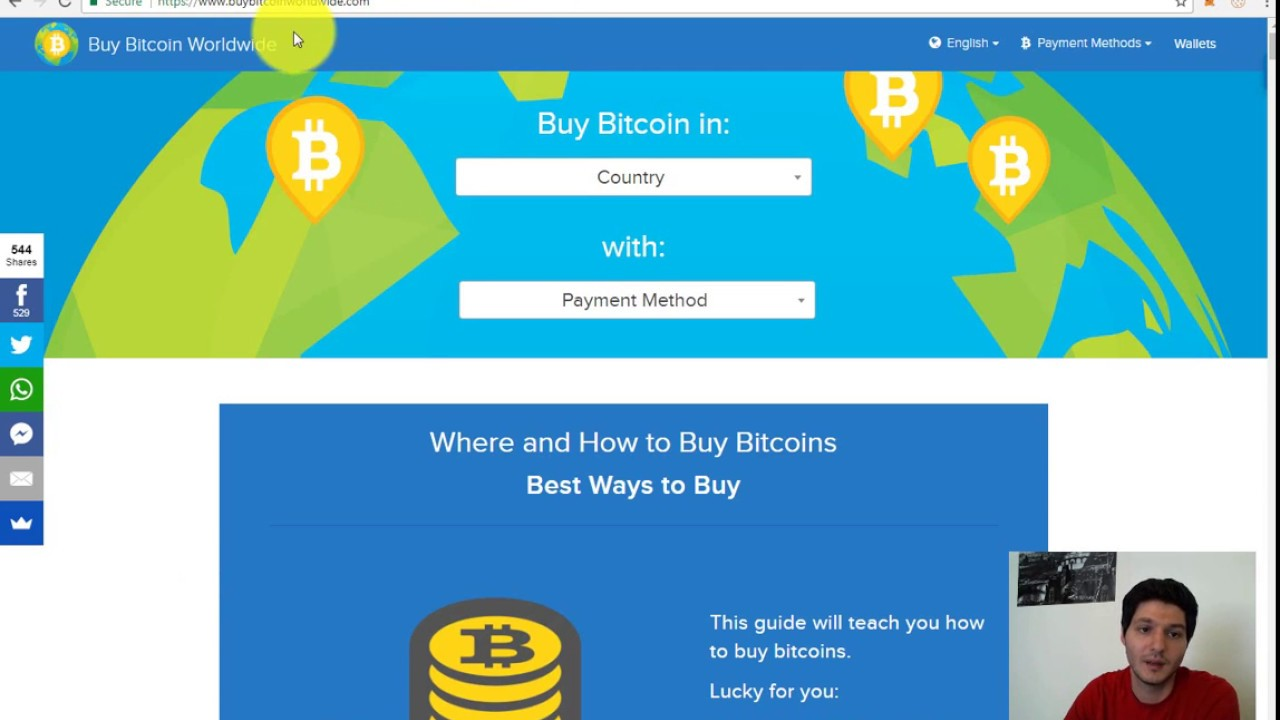how to buy first bitcoin bit