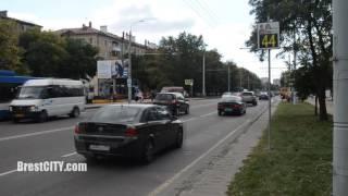 BrestCITY.com: Датчик контроля скорости на МОПРа. Брест(Подробности: http://brestcity.com/blog/vozle-ost-mopra-novyj-datchik-kontrolya-skorosti-foto-video., 2016-08-31T14:12:01.000Z)