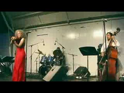 Alicia Svigals' Klezmer Fiddle Express
