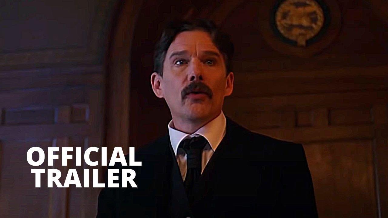 TESLA Official Trailer (NEW 2020) Ethan Hawke, Drama Movie HD