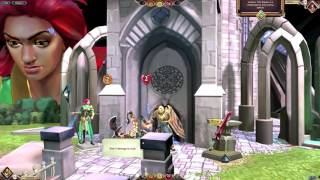 Chronicle: Runescape Legends Gameplay First Look HD - MMOs.com