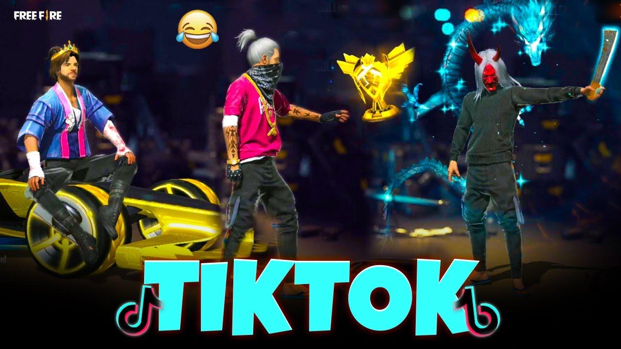 Free Fire Tik Tok Video 2021 Free Fire Funny Wtf Moments Ff Tik Tok Part 65 Youtube