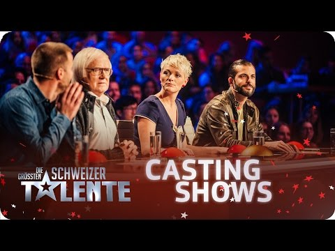 The greatest swiss talents - casting show 7  - #srfdgst